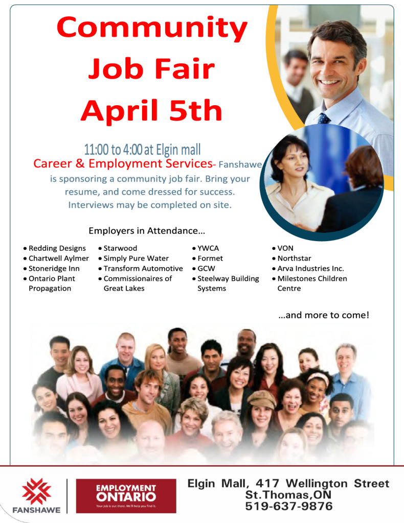 Apr 5.16 Job Fair St. Thomas