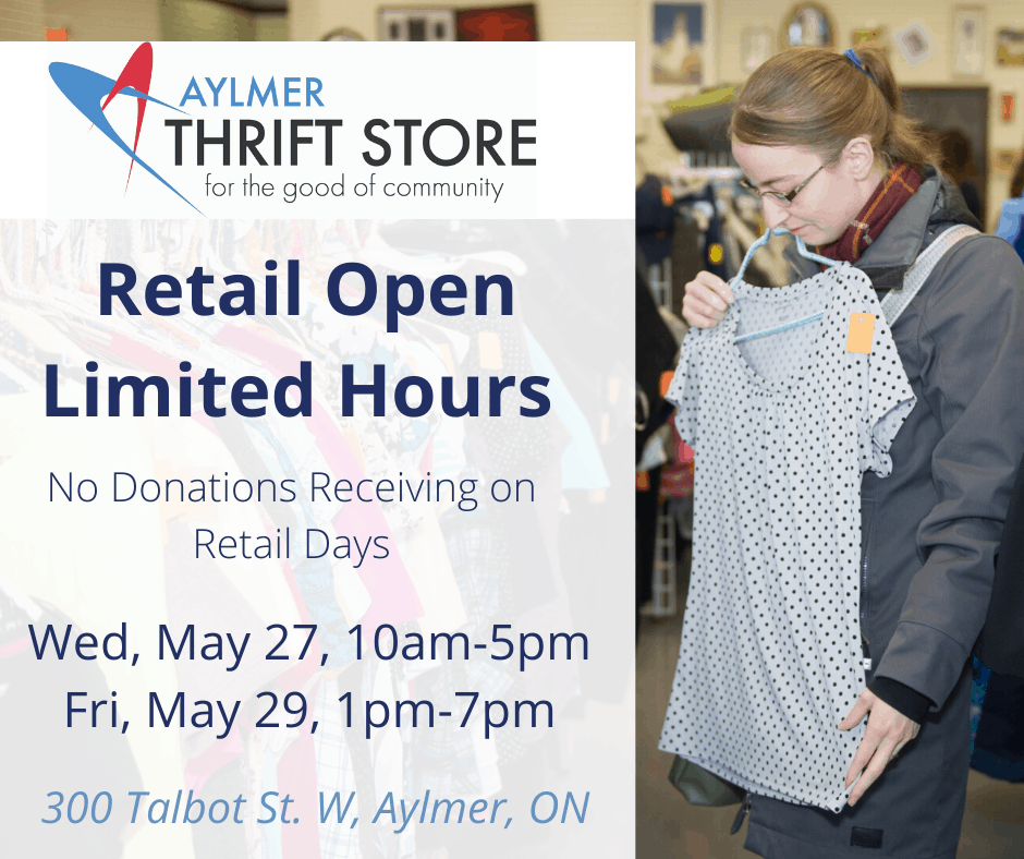 Retail Open Limited Hours